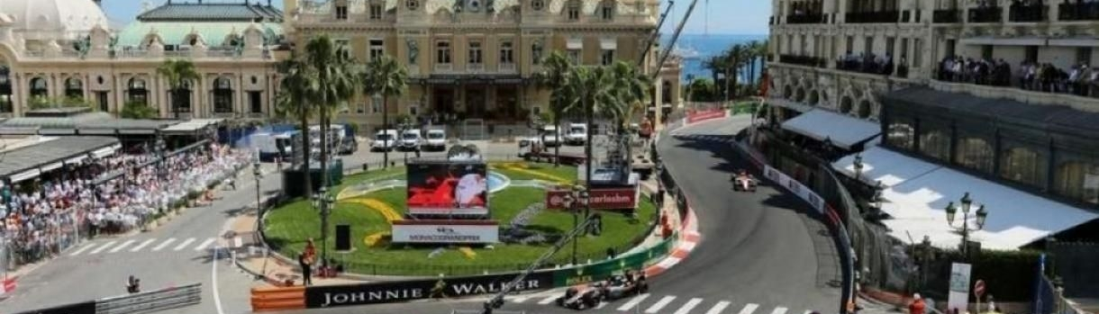 Fire Up the Engines and Camera Lights for Monaco's Grand Prix