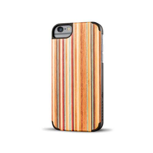Skateboard Wood iPhone 6 Case