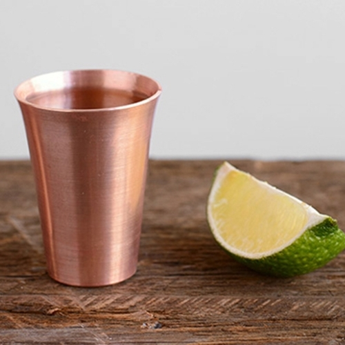jacob bromwell, bromwell fluted shot, fluted shot glass