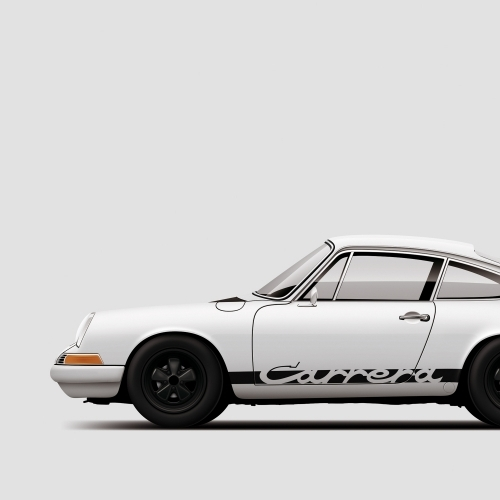 car prints, porsche collection, luxury car art