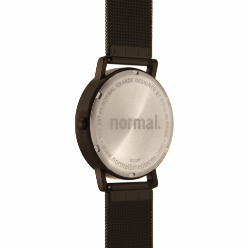 Mesh Analog Watch   Extra Normal Grande   Normal Watches