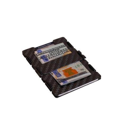 Ultra Carbon Fiber Wallet - Black