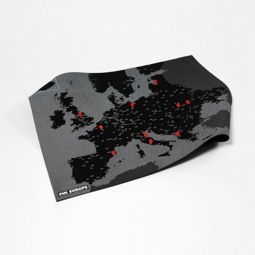 Pin Europe Black, Palomar