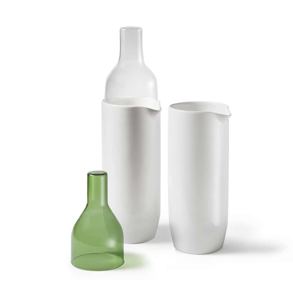 Crudo Water and Wine Jug Ceramic | Atipico