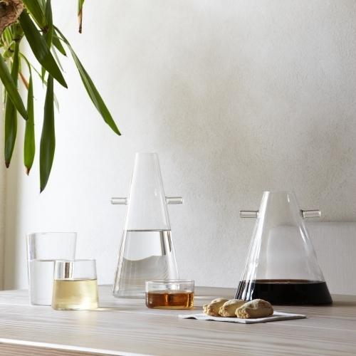 WWW Jug Transparent Blown-Glass | Atipico