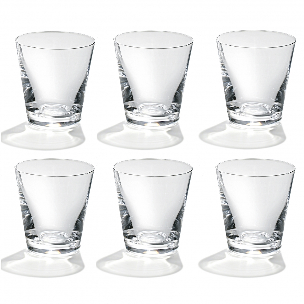 Pure, Set of 6 Glasses, Goods