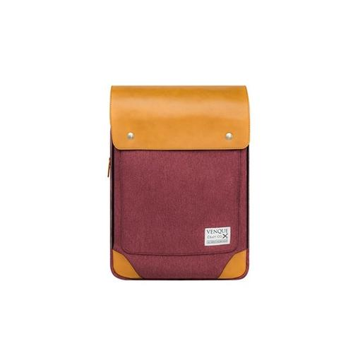 Flatsquare for HER, Wine Red