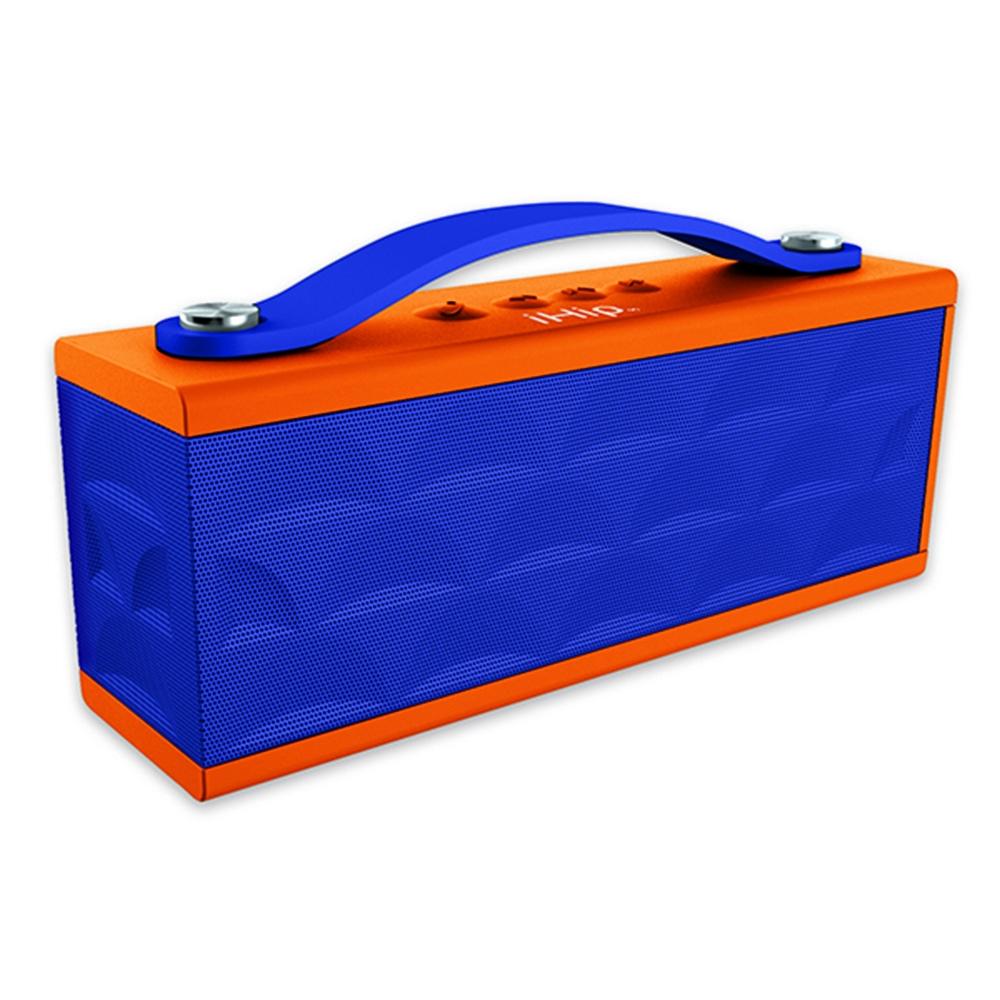 Sound Machine Speaker, Blue/Orange, iHip