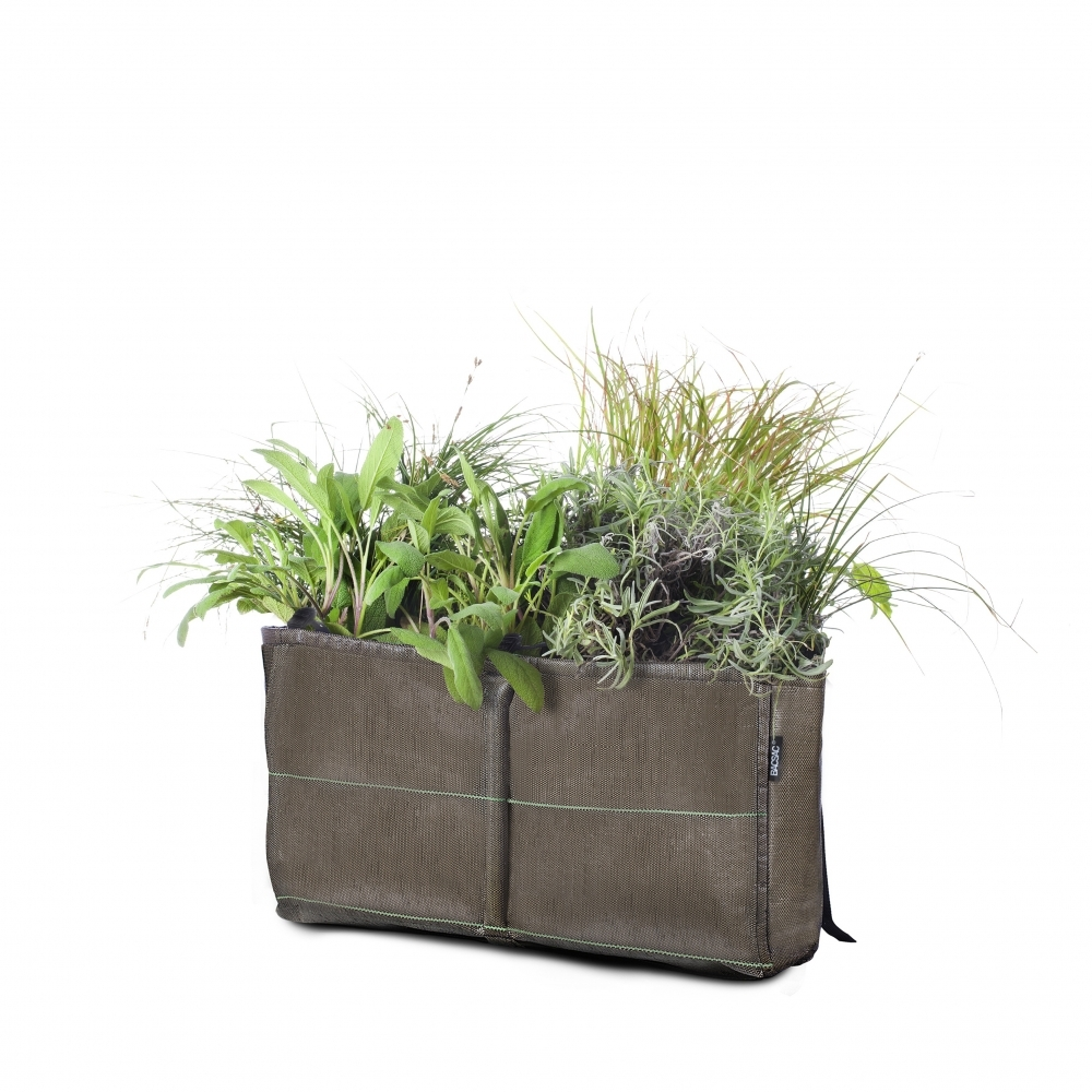 Strapped Window Box, 17L, Bacsac