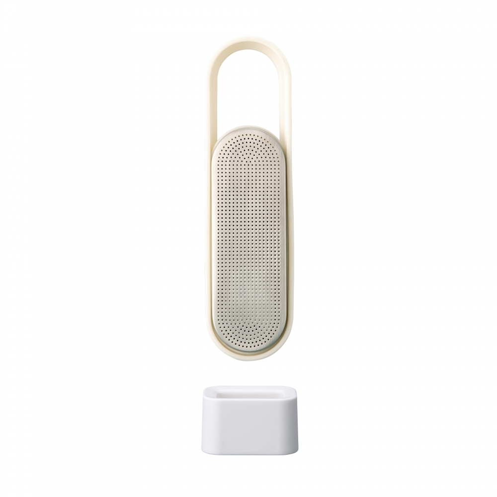 Loop Tea Strainer, White, Kinto
