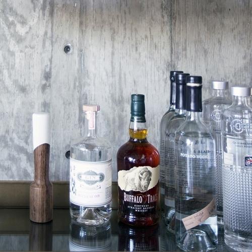 Dipped Cocktail Muddler, Rose & Fitzgerald