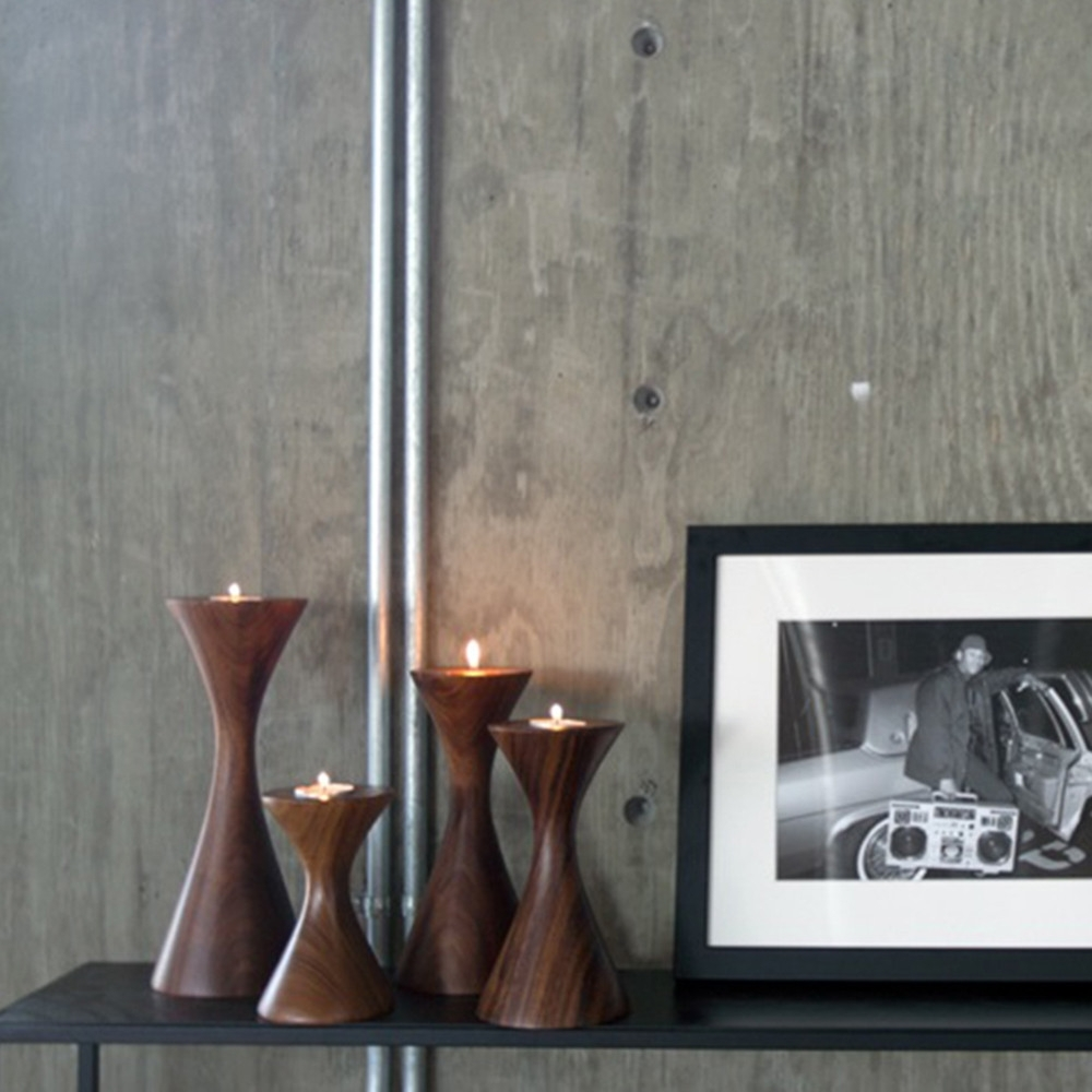 Mid-Century Modern Candle Holder, Rose & Fitzgerald
