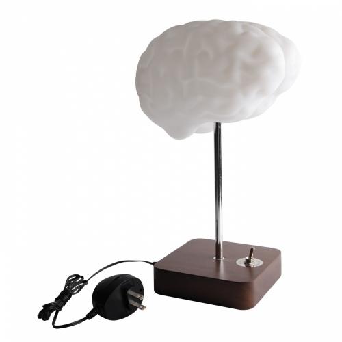 Brain Lamp, Propaganda