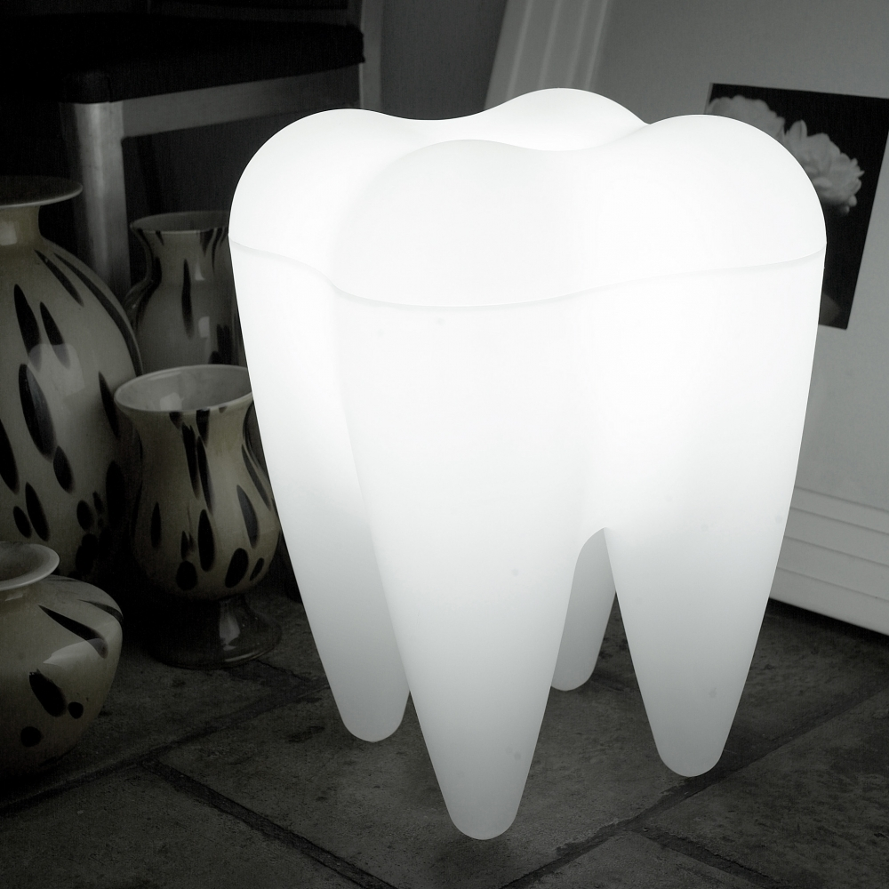 Tooth Lamp, Propaganda