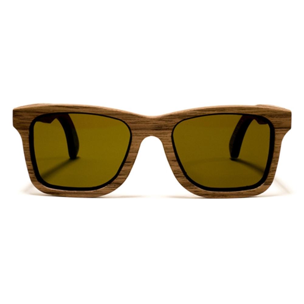 Handmade Sunglasses   Steadman Walnut Sunglasses   Parkman
