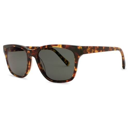 Polarized Brickma Tortoise Sunglasses | Parkman Sunglasses
