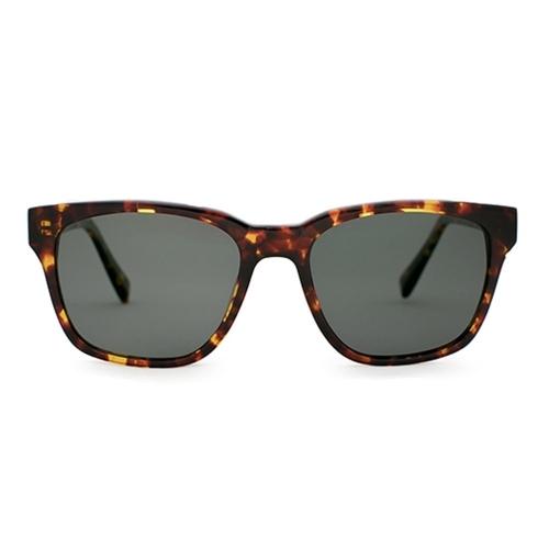 Polarized Brickma Tortoise Sunglasses | Parkman Sunglasses