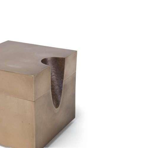 Copper Boolean Box, Narrow