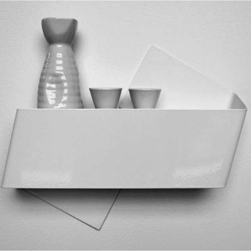 Zig Shelf, White
