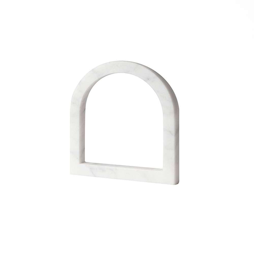 O Form-Bracelet No. 02 Marble White