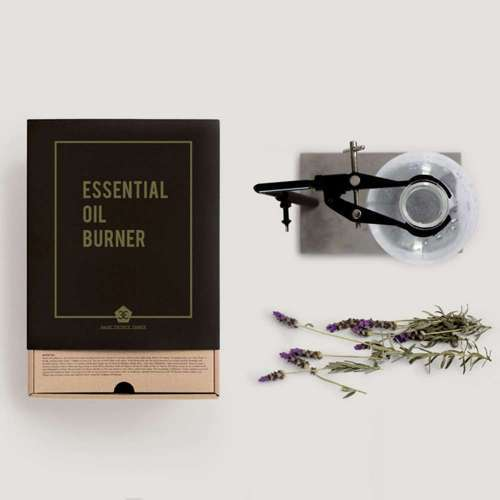 Essential Oil Burner - Classical and Refined Oil Burner