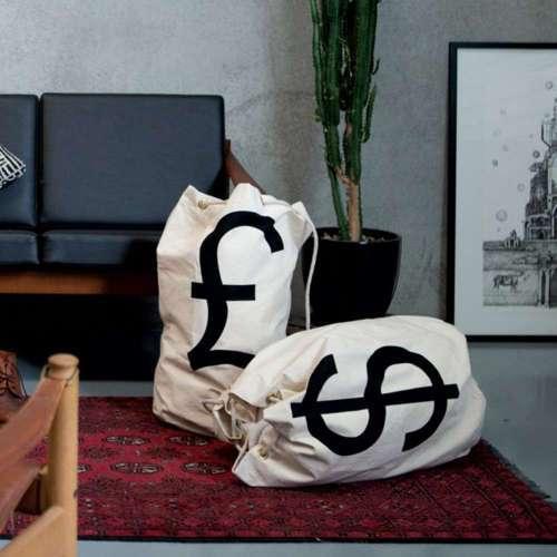 Money Bag, Dollar