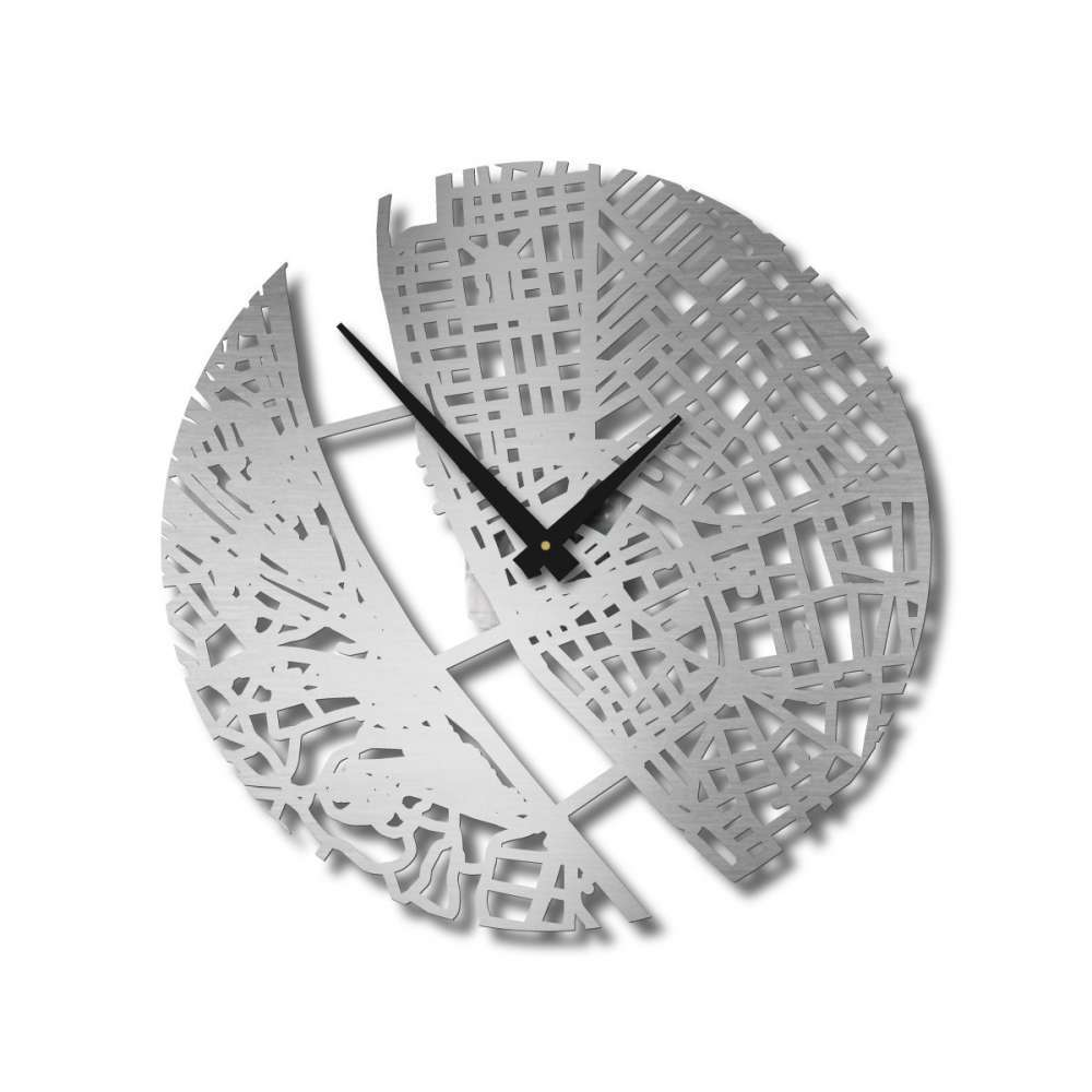 Budapest Clock | Urban Story | Wall Clock