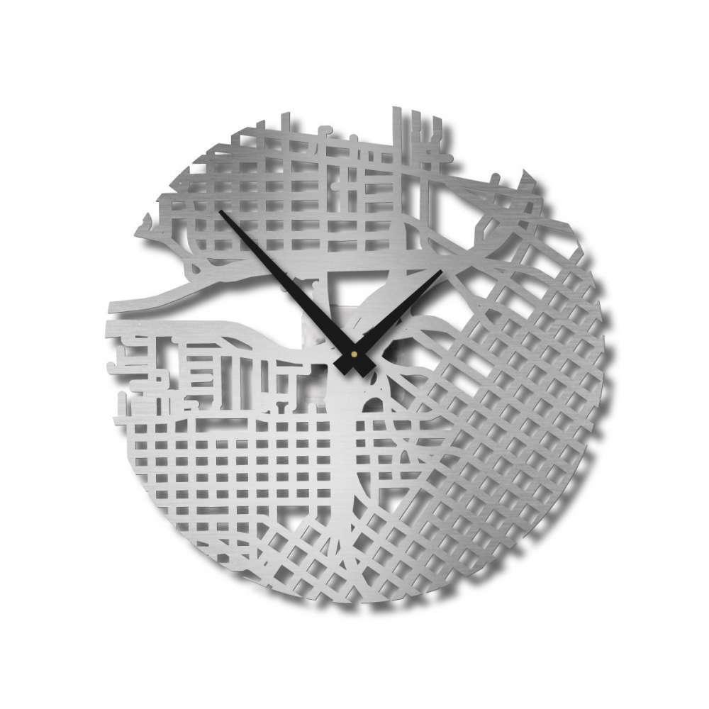 Houston Downtown Clock   Urban Story   Design Timepieces