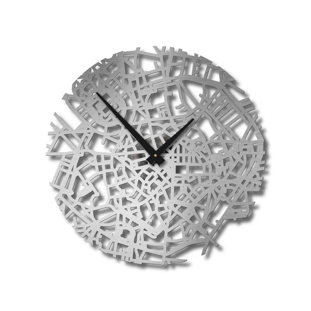Milan Clock   Design Timepieces   Wall Clock   Urban Story