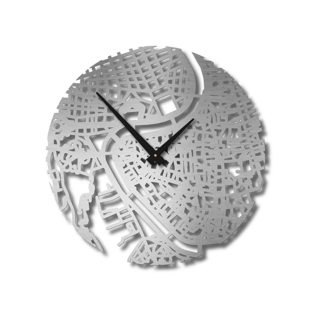 Rome Clock   Urban Story   Wall Timepieces   Map Clocks