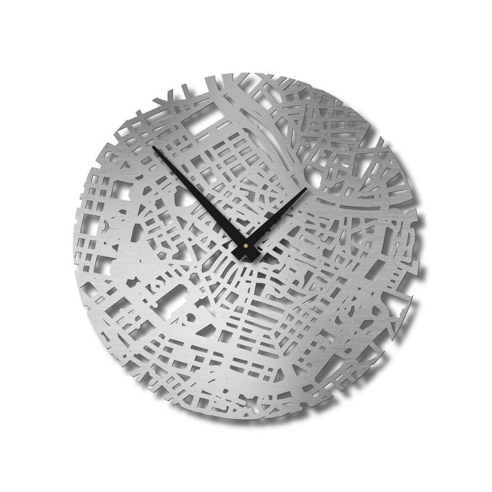 Vienna Clock   Urban Story   Wall Timepieces   Map Clocks