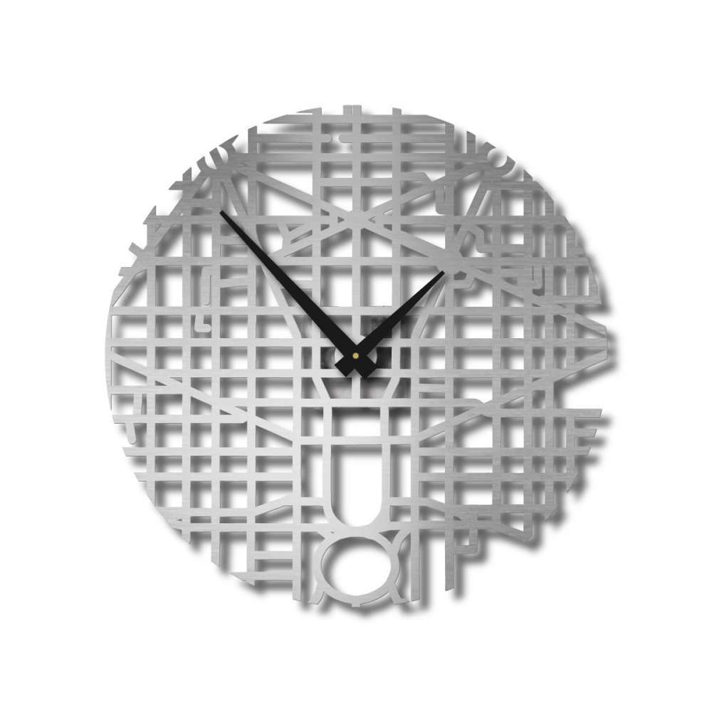 Washington DC Clock | Urban Story | Timepieces | Map Clocks