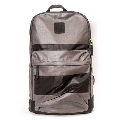 Paul Water Resistant Backpack | Black