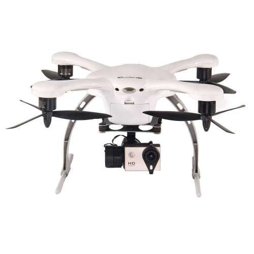 Ghost Aerial Plus Drone, White