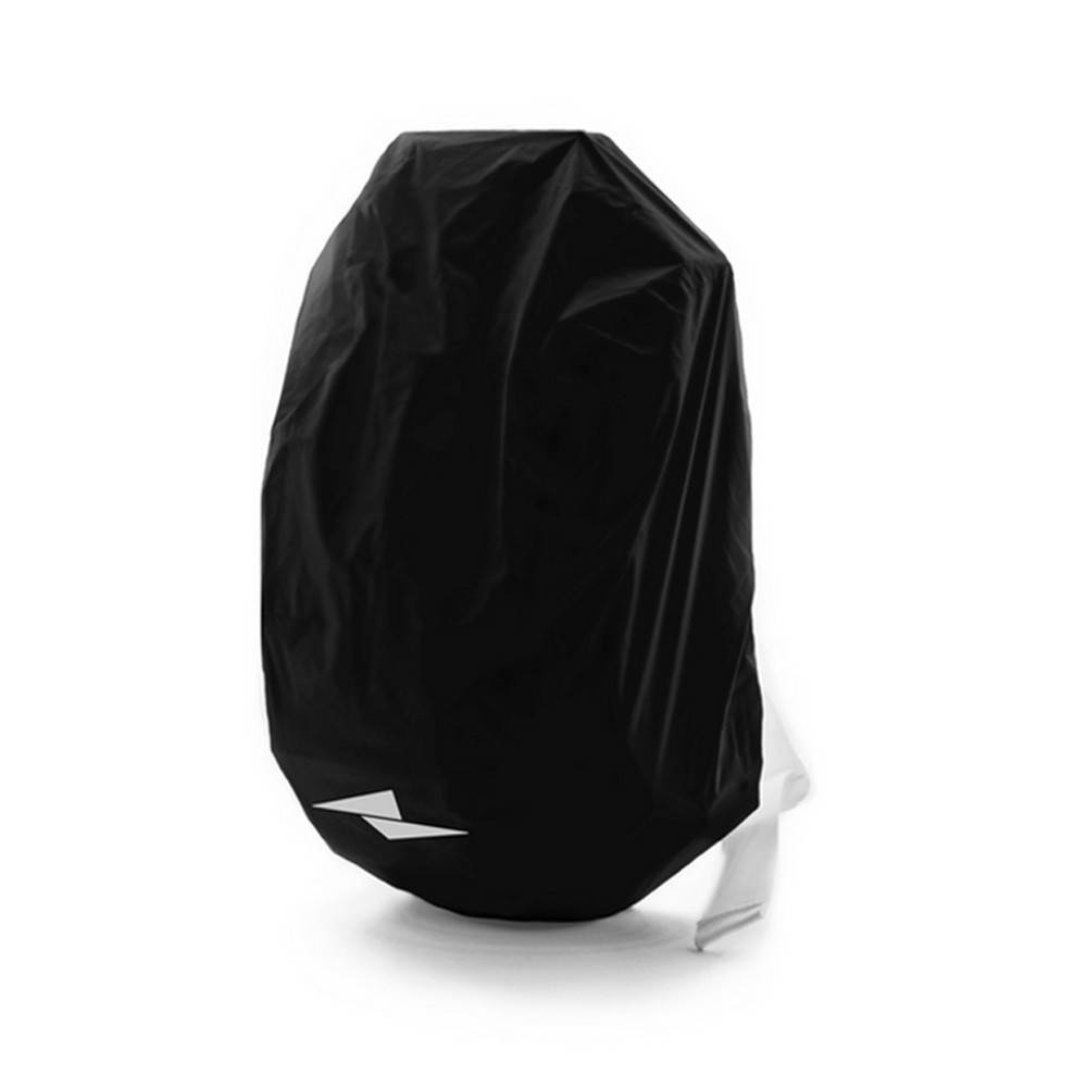 Solid Gray Black Raincover - Keeps your Belongings Dry in a Heavy Downpour