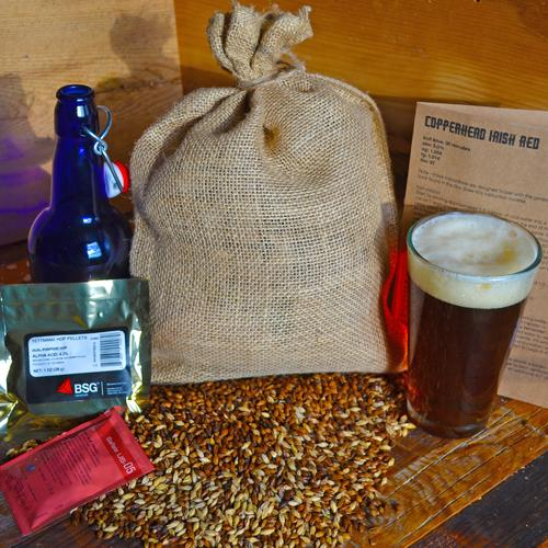 Recipe Pack | Copperhead Irish Red Ale