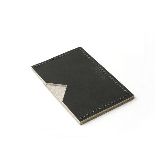 303 Cardholder - Leather Cardholder Necklace