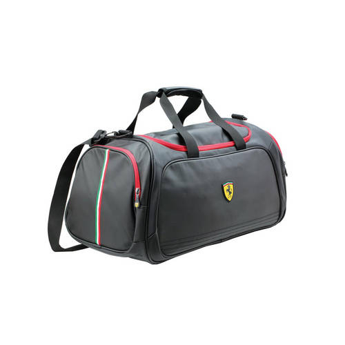 Travel Sport Large Duffel Bag - Ferrari