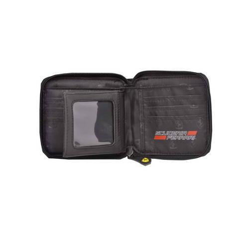 Black Wallet - Ferrari