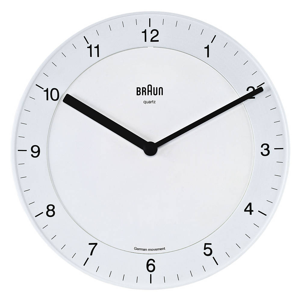 Wall Clock- Alarm Clock