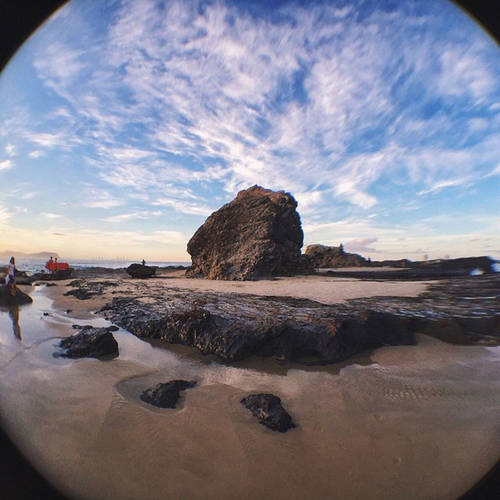 instaLens - Live Life in your Own Little instaLens Fisheye Bubble