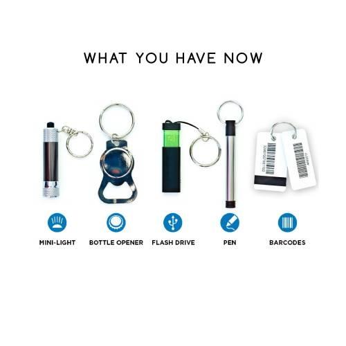 Keyport Slide 2.0 Starter Plus Bundle - Everyday Multi Tool