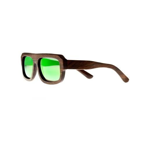 Earth Wood Sunglasses   Daytona Wood Frame Sunglasses