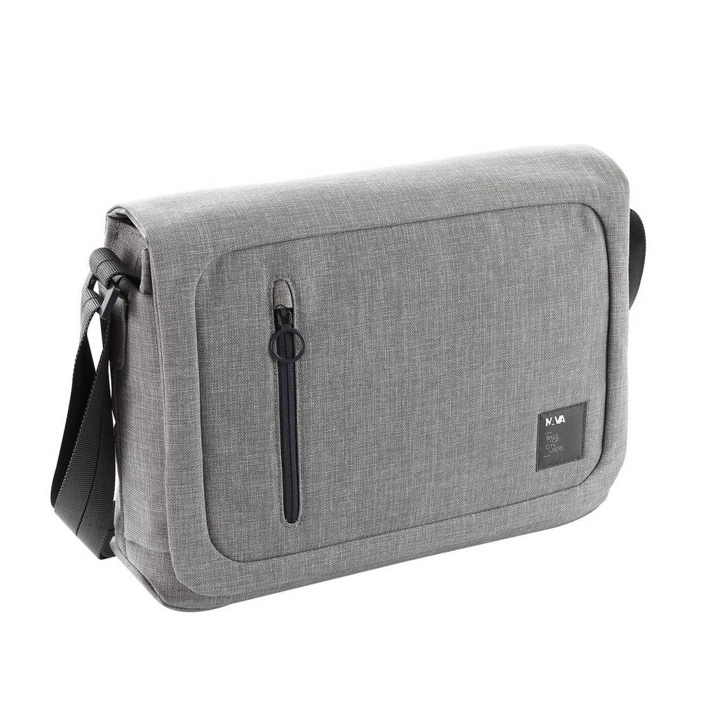 Messenger Bag - A Heavy-Duty Bag Treated with Teflon