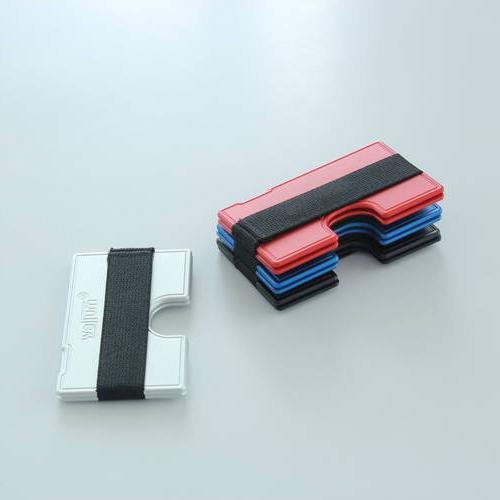 T1 Textile Card Holder Wallet