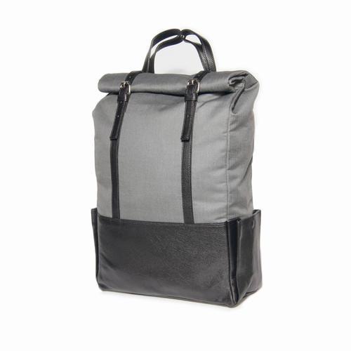 Voyager Backpack | Black Leather