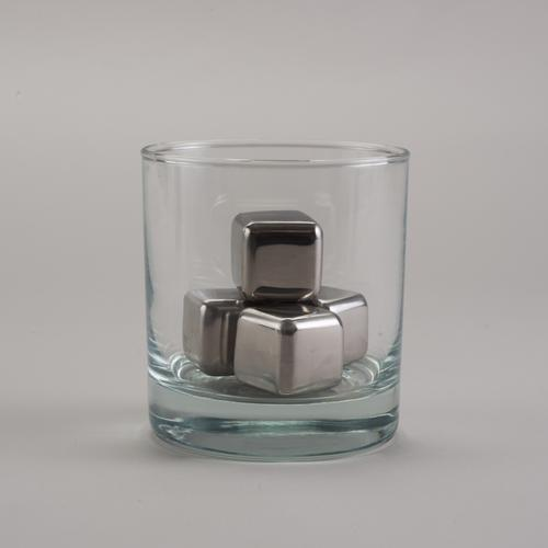 Whiskey Stones | Stainless Steel