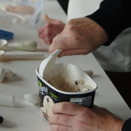 Ice Cream Scoop | Black Edition | Belle-V Kitchen
