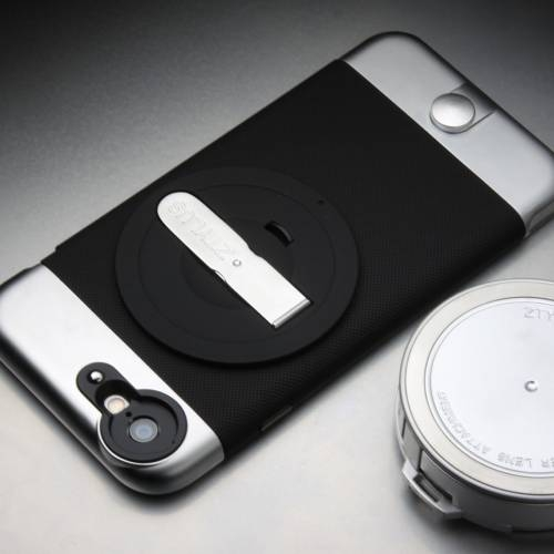 Metal Series Camera Kit with Case for iPhone 6 | Ztylus