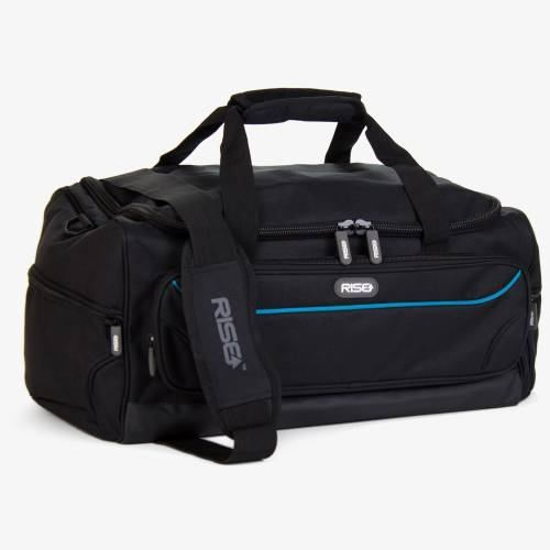 Weekender Duffle Bag with Collapsible Shelves | BLUE